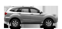Foton Sauvana 2015-2020 новый кузов комплектации и цены