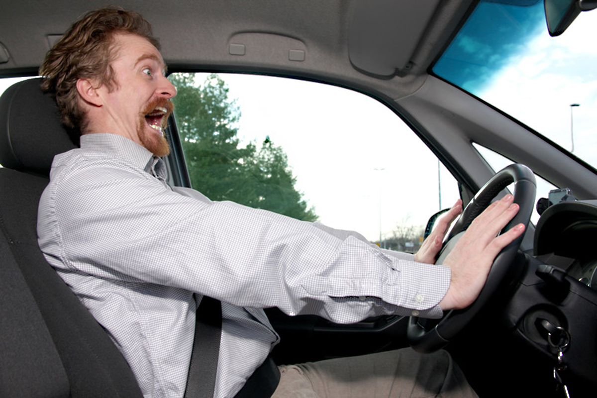 Езда на машине картинки прикольные
