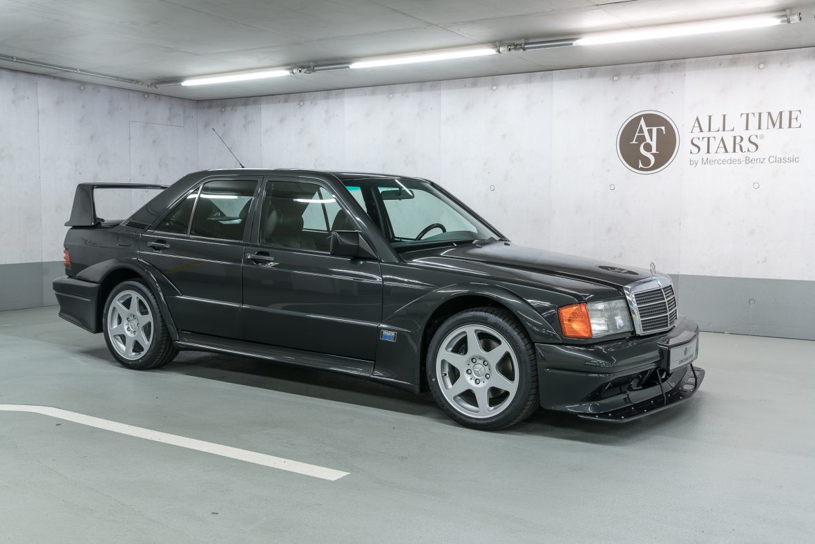 Mercedes-Benz 190E Evolution II фото