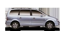 Hyundai Trajet (FO) 2004-2008
