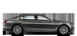 BMW 7 Series седан 2015-2021 новый кузов комплектации и цены