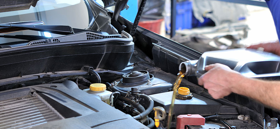 Грубейшие ошибки при замене масла в моторе