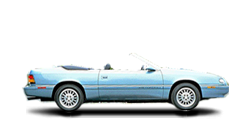 Chrysler LeBaron кабриолет 1981-1989