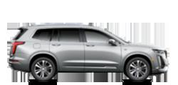 Cadillac XT6 2020-2021 новый кузов комплектации и цены