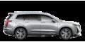 Cadillac XT6  - лого