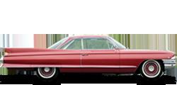 Cadillac DeVille купе 1961-1964