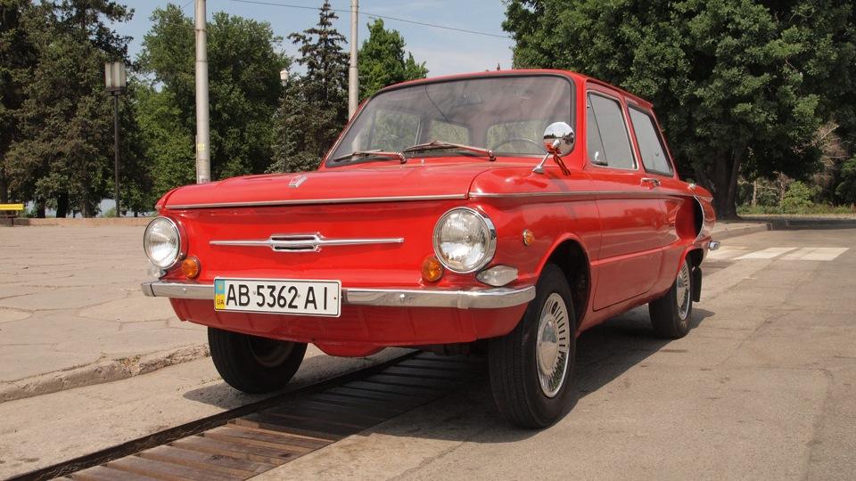 ЗАЗ-968 фото