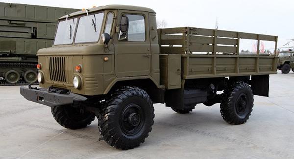 ГАЗ-66 фото