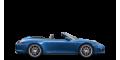 Porsche 911 Carrera 4 Cabriolet - лого