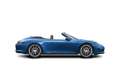 Porsche 911 Carrera 4S Cabriolet - лого