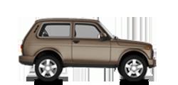 LADA (ВАЗ) 4x4 (2121) Urban 3дв 1977-2021 новый кузов комплектации и цены