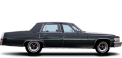 Cadillac DeVille 1977-1984