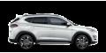 Hyundai Tucson  - лого
