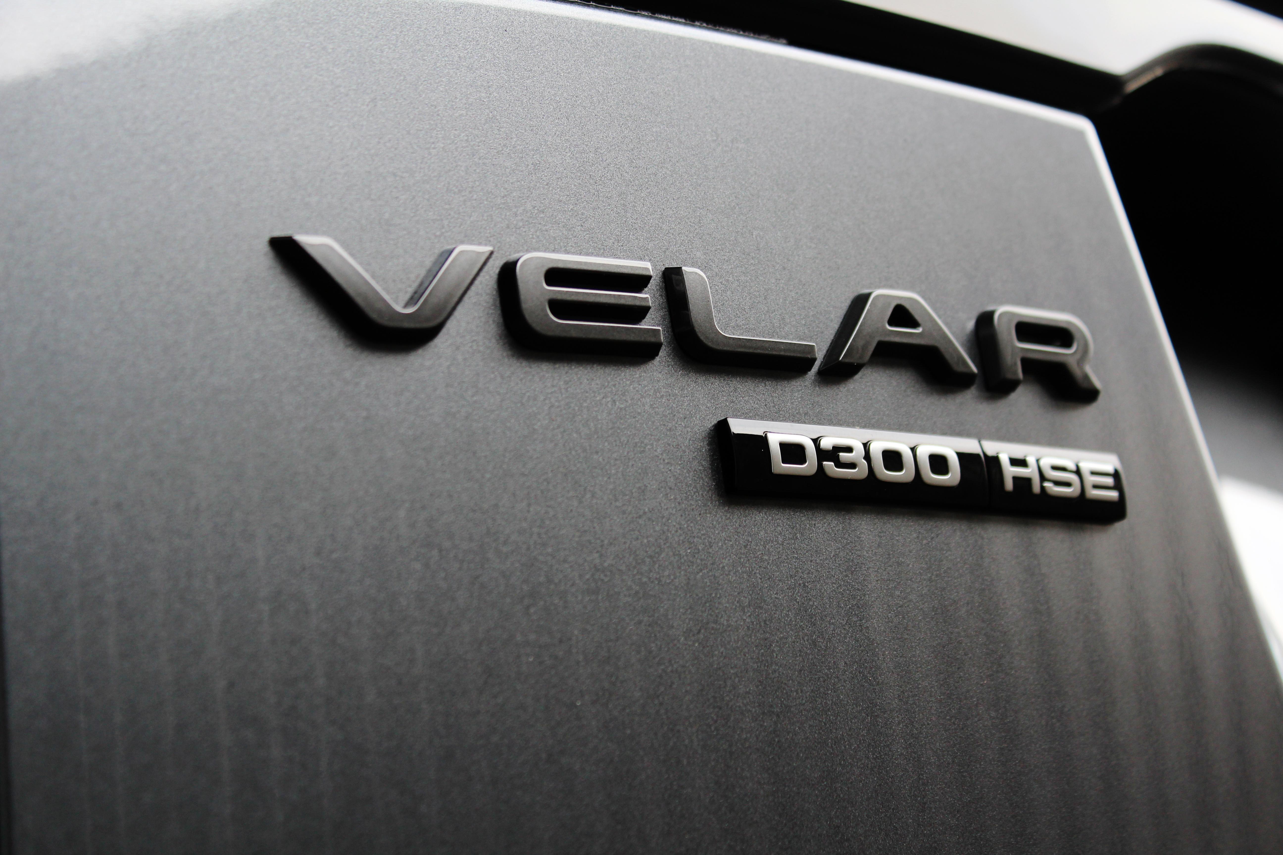 Range Rover Velar экстерьер фото