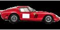 Ferrari 250 GTO Спорткупе - лого