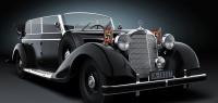 Главные «фишки» автомобиля, принадлежавшего Адольфу Гитлеру