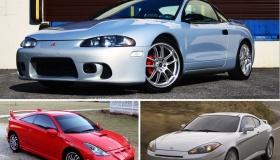 Эксперты назвали 3 лучших спортивных авто по цене до 300 тысяч рублей