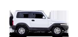 Daewoo Korando компактный внедорожник 1999-2001