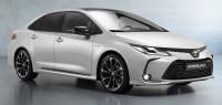 К продаже готовится спортивная версия Toyota Corolla