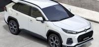 Новый Suzuki Across полностью повторил Toyota RAV4