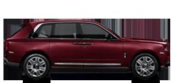 Rolls-Royce Cullinan 2018-2020 новый кузов комплектации и цены