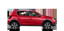 Renault Sandero Stepway City 2018-2021 новый кузов комплектации и цены