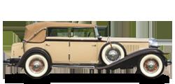 Chrysler Imperial кабриолет 1931-1933