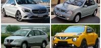 4 очень некрасивых автомобиля всех времён и народов