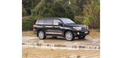 Toyota Land Cruiser 2012-2015