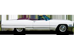 Cadillac DeVille кабриолет 1965-1970