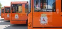 Воскресное расписание на неделю установят в Нижнем Новгороде для общественного транспорта