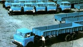 «Колхида»: что собой представляет и почему известна каждому советскому водителю грузовика